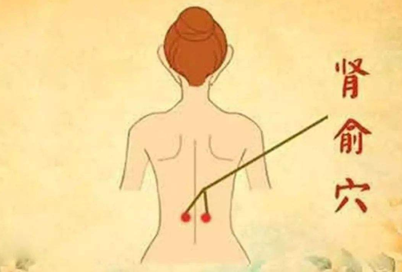 女人补肾按摩穴位有哪些