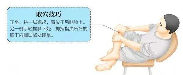 按压阴陵泉穴痛是湿气重吗