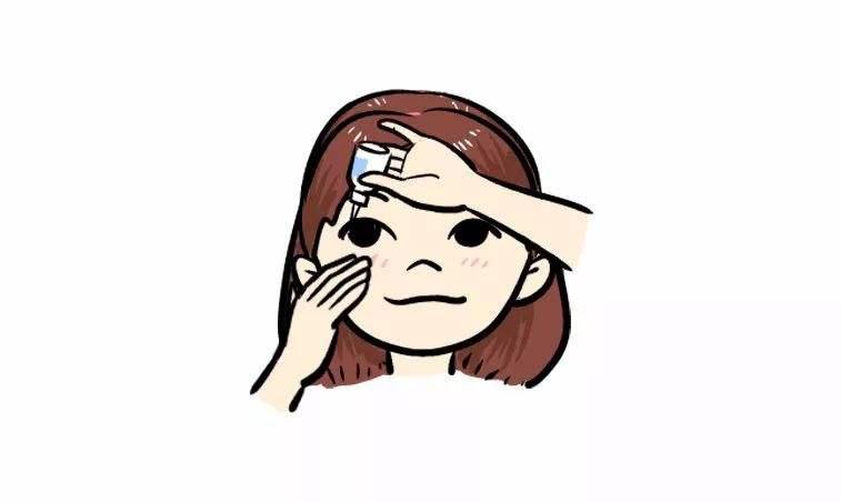 中医治疗眼睛干涩的中药方剂
