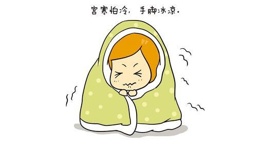 中医治疗宫寒的偏方