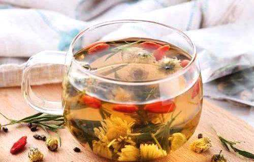 孕妇可以喝养肝茶吗