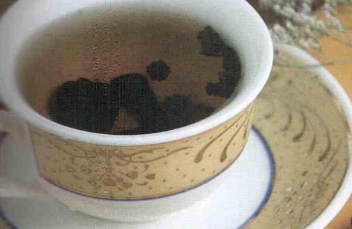杜仲寄生茶的做法与功效作用