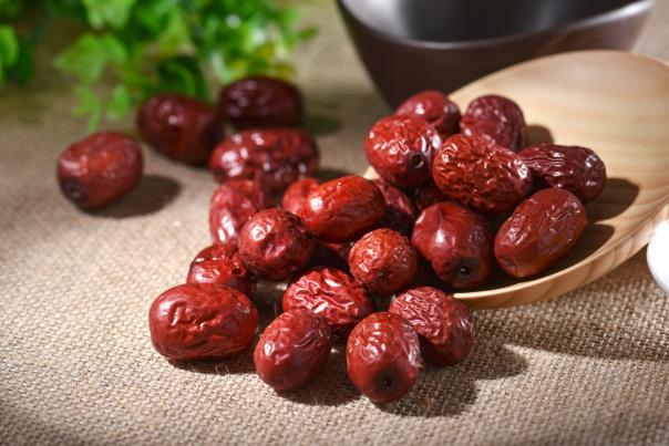 天然保健品红枣的营养价值