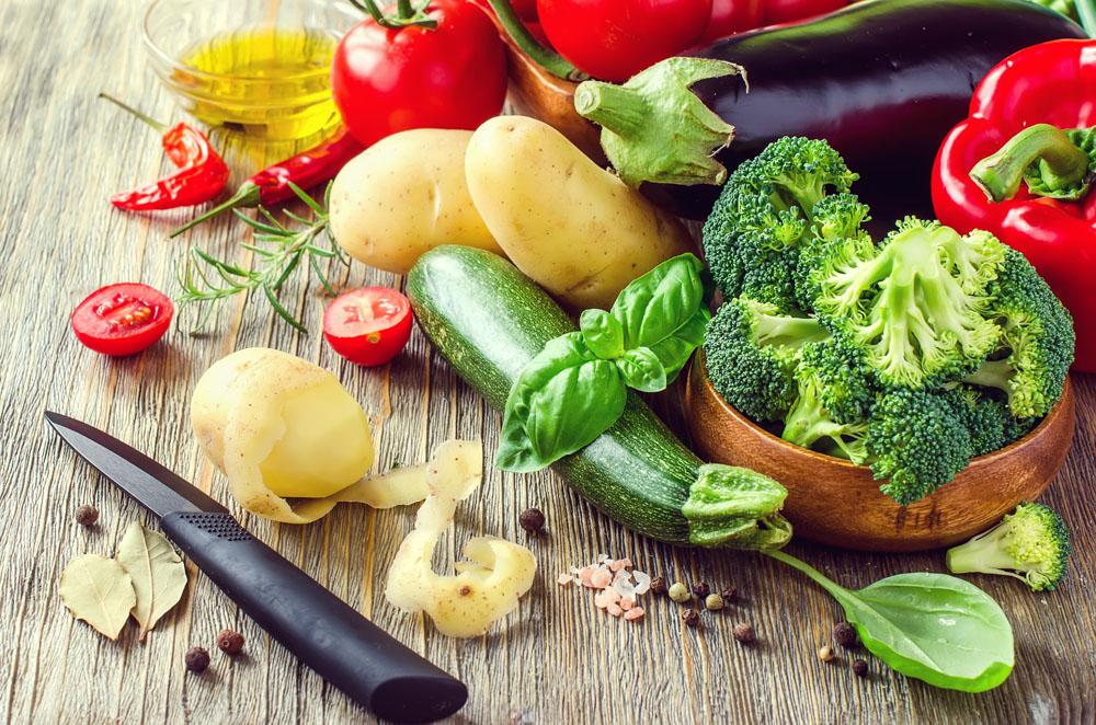 清除体内毒素能帮你的9种食物