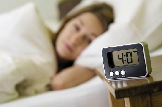 中医论--失眠是怎么回事?