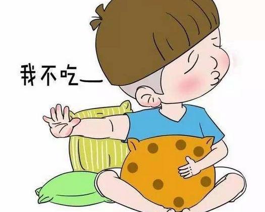 中药藿香半夏治小儿厌食症!