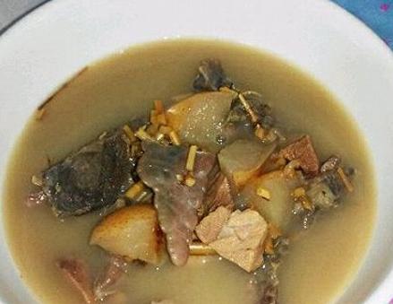 秋季喝什么养生保健汤最好