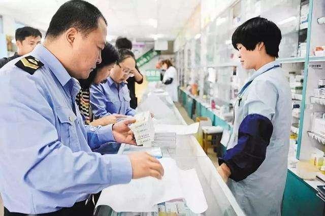 【安徽】药品春风行动战果:1637家药品零售企业限期整改