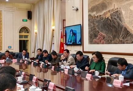 陕西召开全省中医药工作联席会议:推动中药产业高质量发展