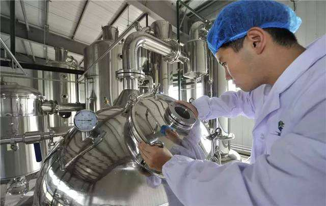 河北省将实施中医药产业跨越提升六项工程