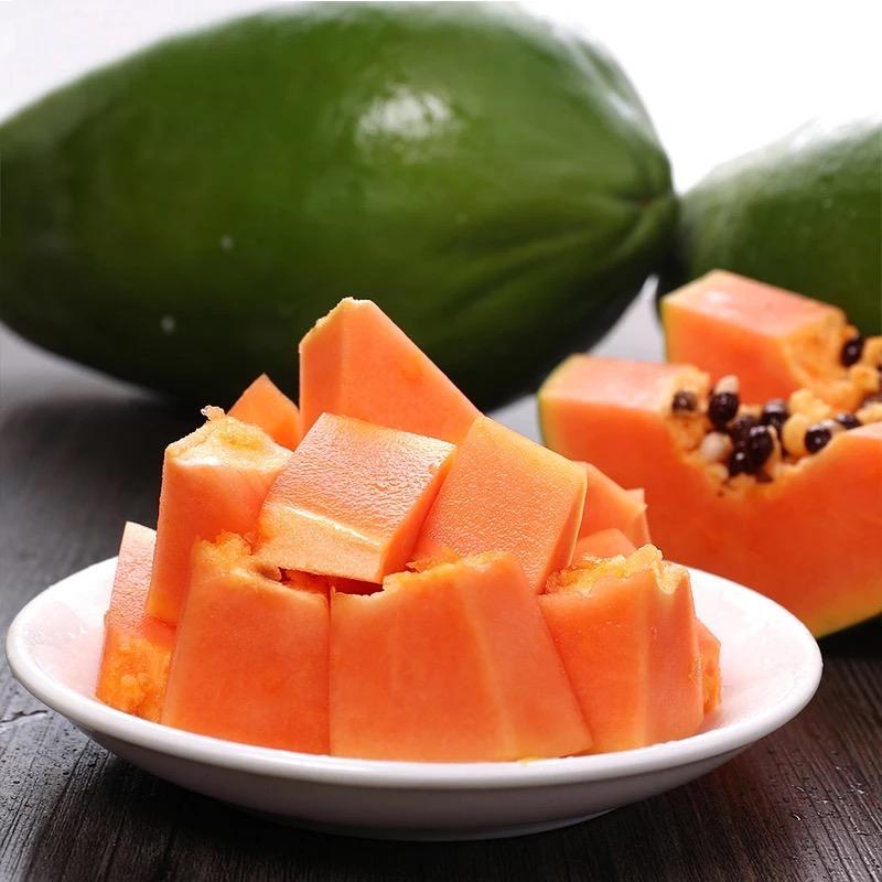 腹胀不消化怎么办?吃些木瓜就能解决问题!
