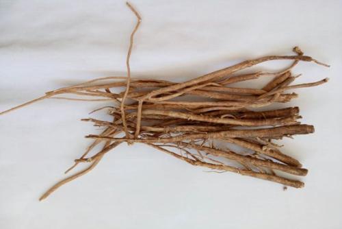麻黄根粉的制法与功用