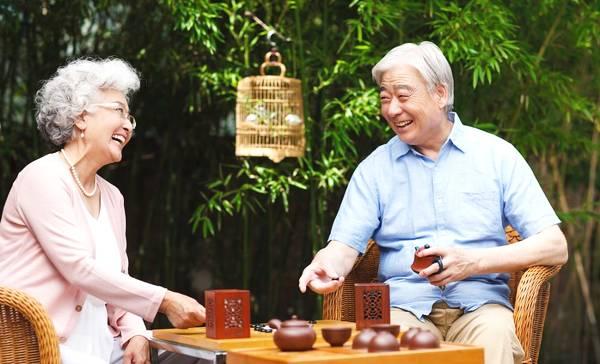 老年人几种常见的养生食物