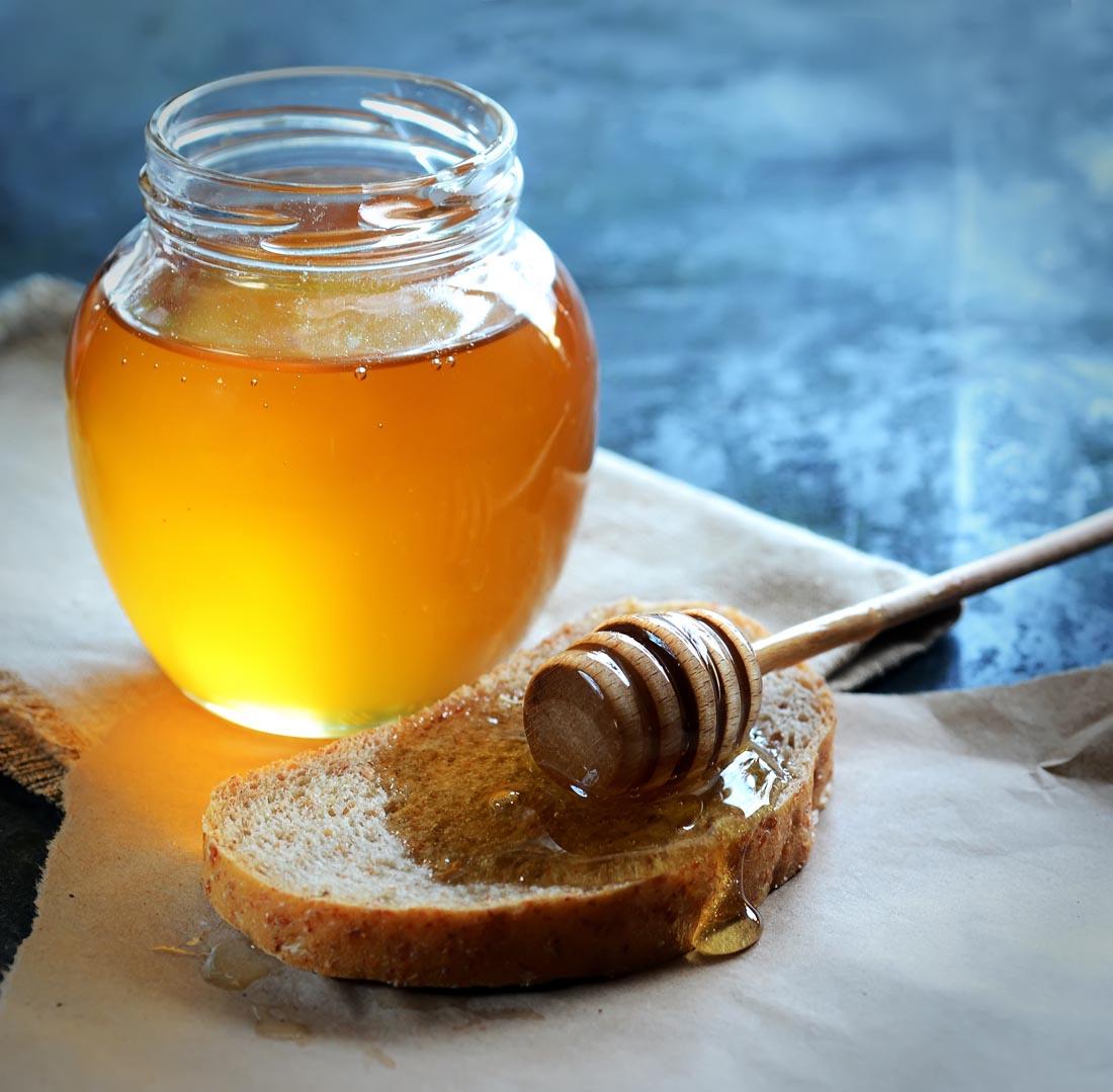 蜂蜜的搭配方法
