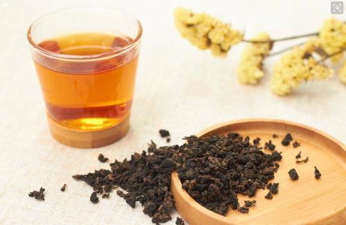 喝乌龙茶为什么能减肥