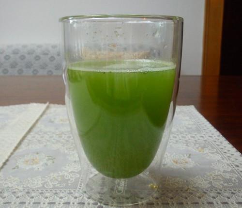 糖尿病患者必备的三种养生蔬菜汁