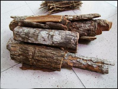卡宾达树皮能和哪些中药一起服用?_卡宾达树皮的吃法