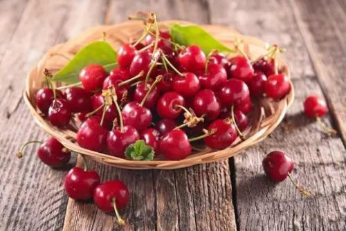 吃樱桃的好处,樱桃的功效与作用