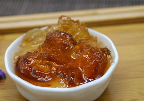 桃胶的热量高吗,桃胶吃多了会胖吗