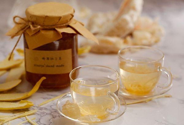 蜂蜜水的功效与作用
