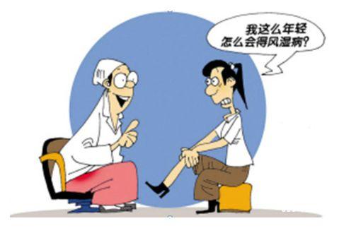 中医治疗风湿病的方法