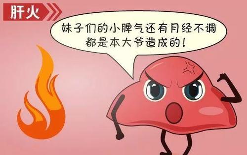 肝火旺盛的中医调理方法