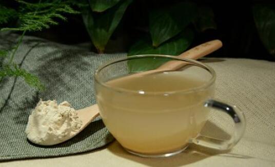 三七茶的功效与禁忌