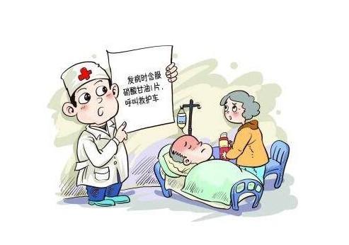 心梗的急救方法
