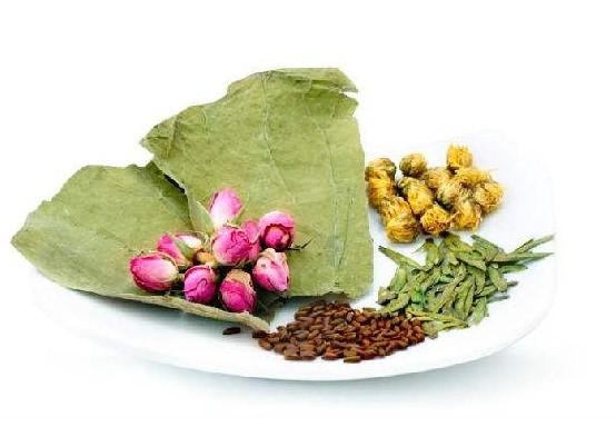 山楂荷叶茶的功效与作用