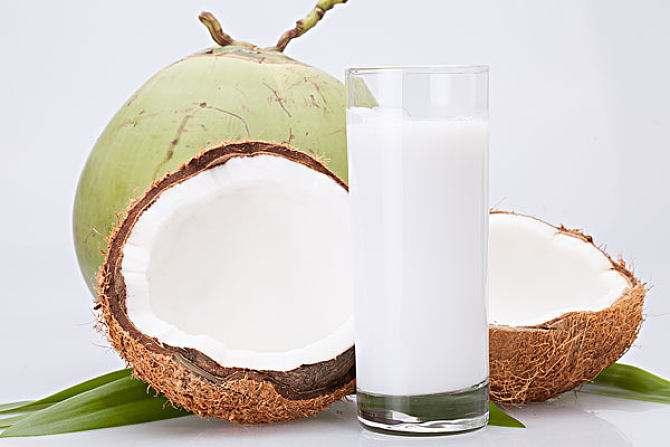 减肥能喝椰子汁吗