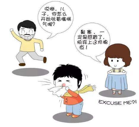 中医治疗小儿哮喘的推拿方法