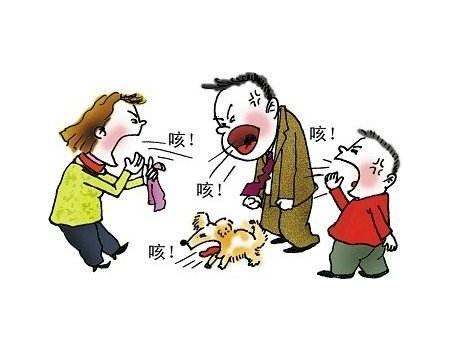 小儿哮喘的预防和调理方法